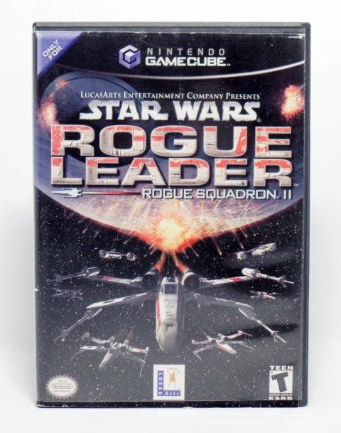 Star Wars: Rogue Leader (Gamecube)