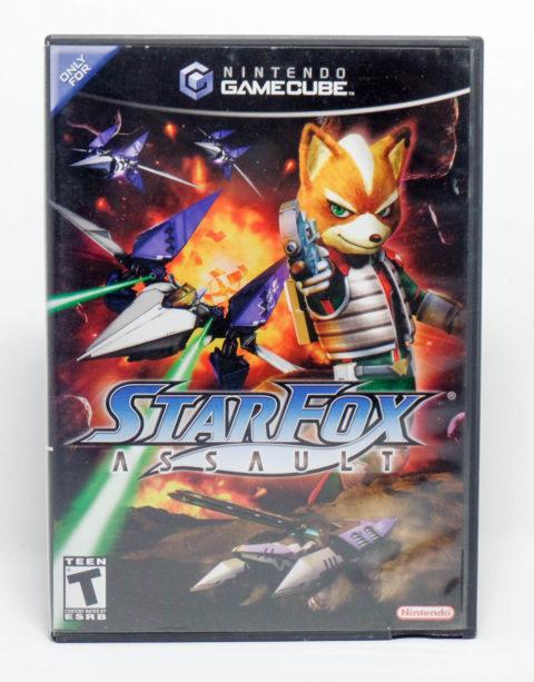 Starfox Assault (Gamecube)