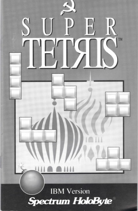 Super Tetris – Manual