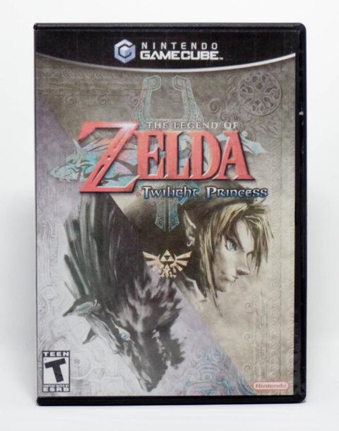 The Legend of Zelda – Twilight Princess (Temp Case)
