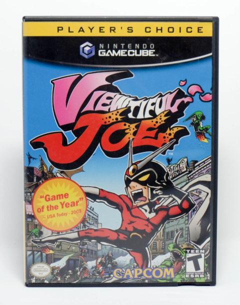 Viewtiful Joe (Gamecube)