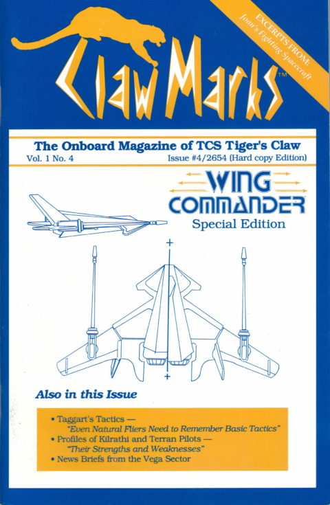 Wing Commander – Special Edition – Manual