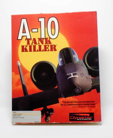 A-10 Tank Killer (Amiga)
