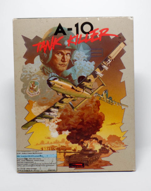 A-10 Tank Killer (IBM PC)