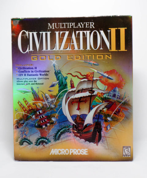 Civilization II – Gold Edition