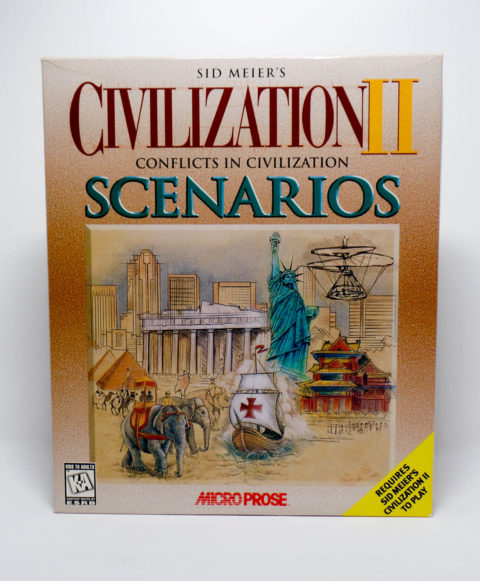 Civilization II – Scenarios