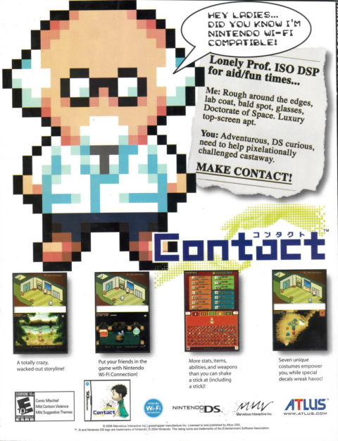 Contact – Ad