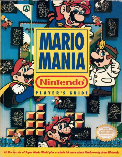Mario Mania (Players Guide)