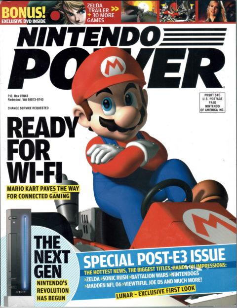 Nintendo Power – Vol 194