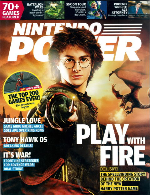 Nintendo Power – Vol 196