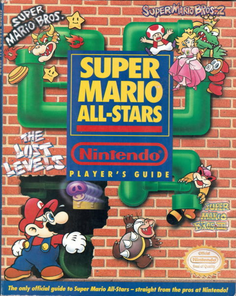 Super Mario All-Stars (Players Guide)
