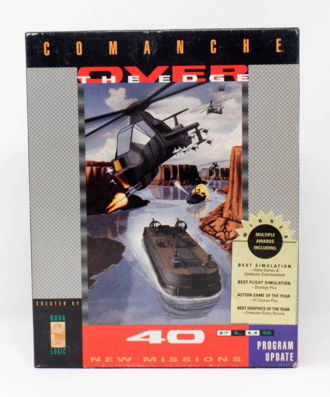 Comanche – Over the Edge