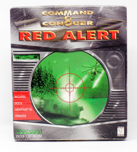 Command & Conquer – Red Alert