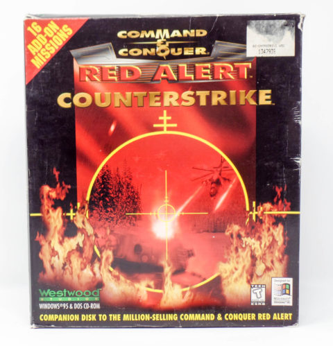 Command & Conquer – Red Alert – Counterstrike