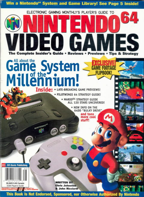 EGM – Nintendo 64 Players Guide