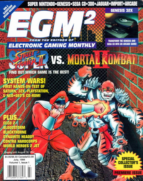 EGM2 – Volume 1 – Issue 1