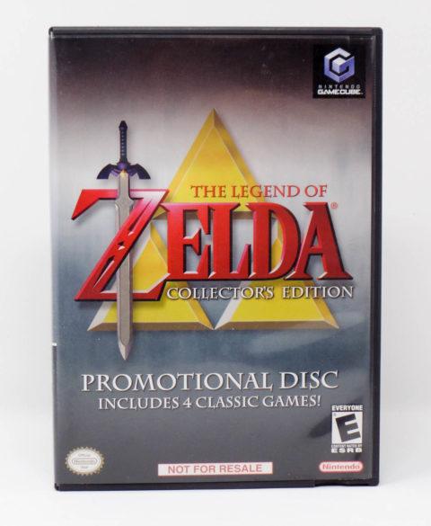 Legend of Zelda – Collectors Edition
