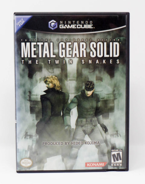 Metal Gear Solid – Twin Snakes
