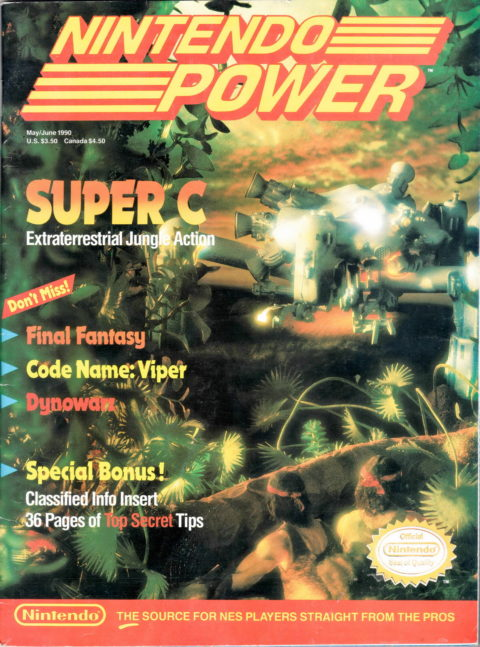Nintendo Power – Vol 12