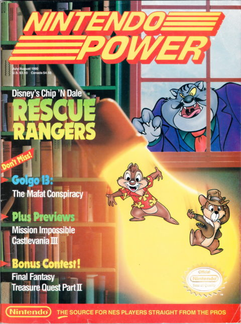 Nintendo Power – Vol 14