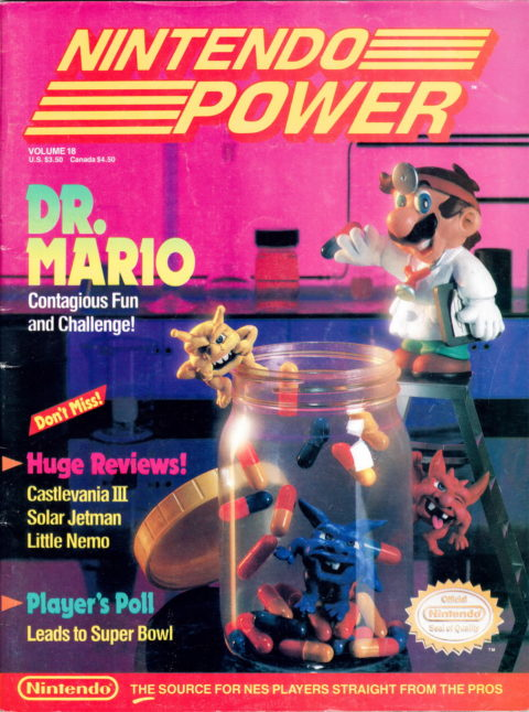 Nintendo Power – Vol 18