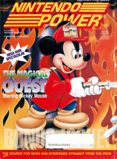 Nintendo Power – Volume 44