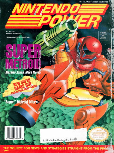 Nintendo Power – Volume 60