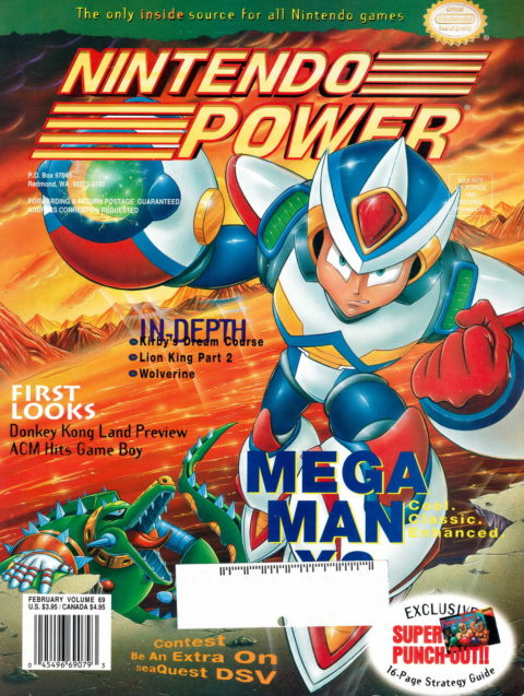 Nintendo Power – Volume 69