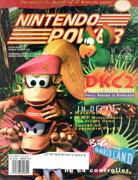 Nintendo Power – Volume 79