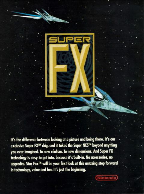 Nintendo – Super FX