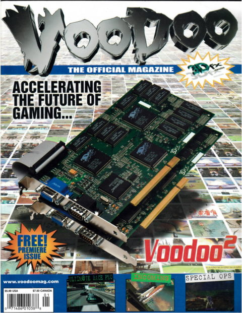Voodoo – The Official Magazine