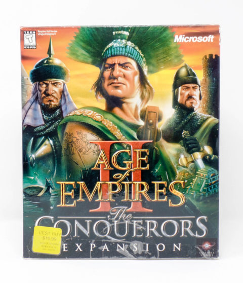 Age of Empires II – The Conquerors