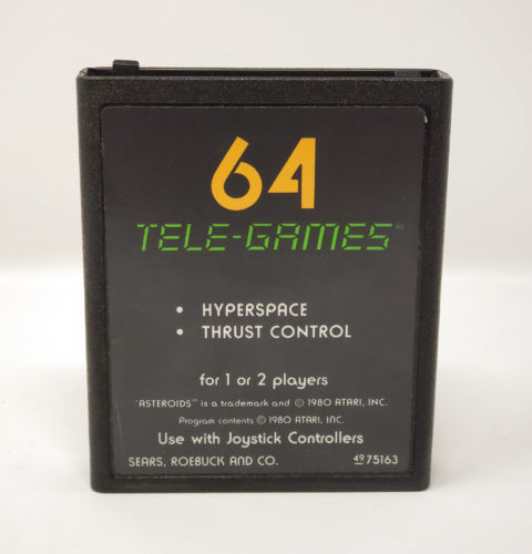 64 Tele-Games (Asteroids)