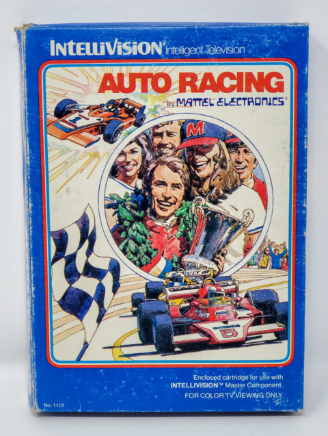Auto Racing – Box