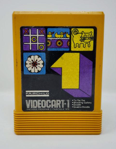 Channel F – Videocart 1