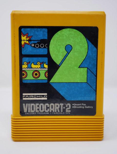 Channel F – Videocart 2