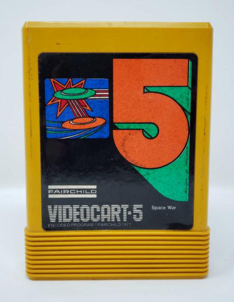 Channel F – Videocart 5