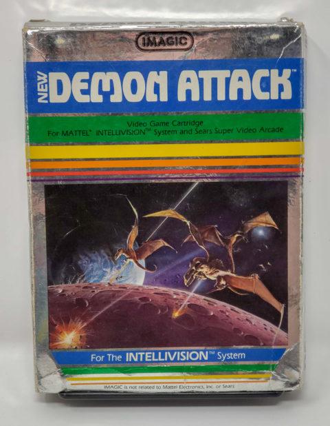 Demon Attack – Box