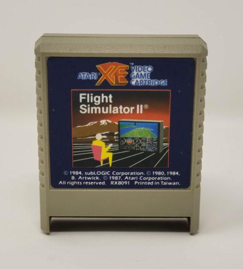 Flight Simulator II