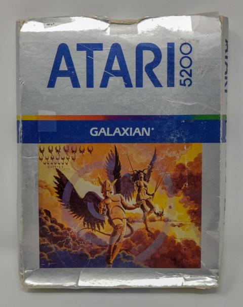Galaxian – Box