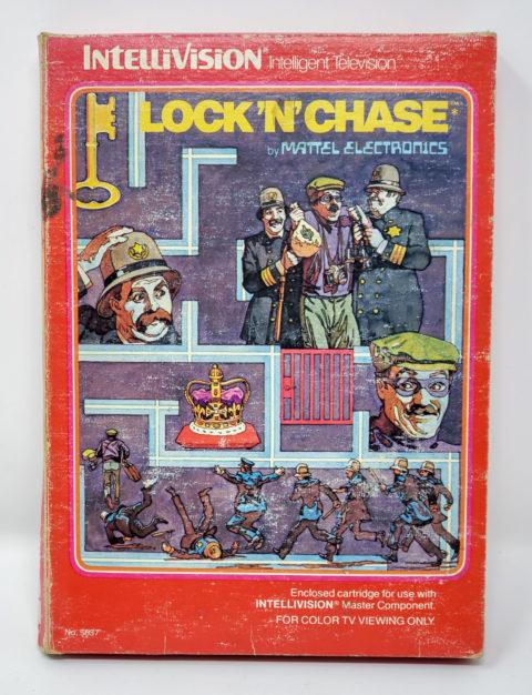 Lock N Chase – Box