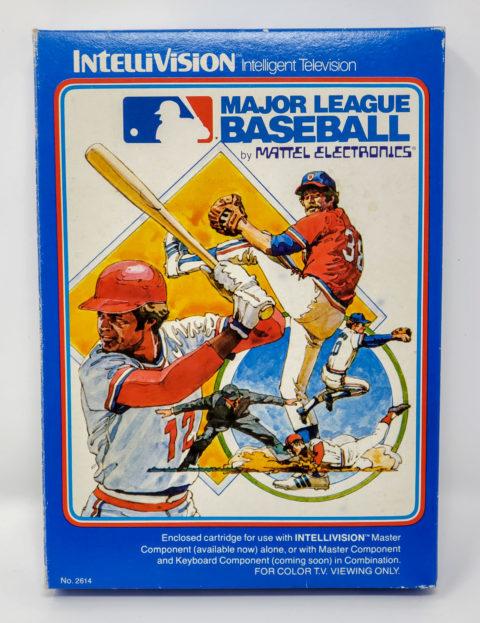 Major League Baseball – Box