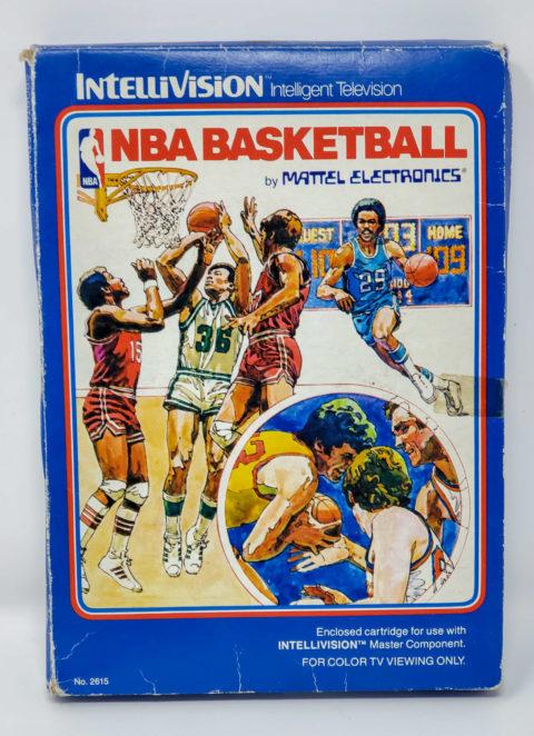 NBA Basketball – Box