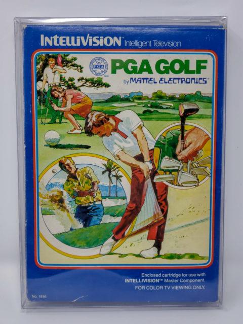 PGA Golf – Box