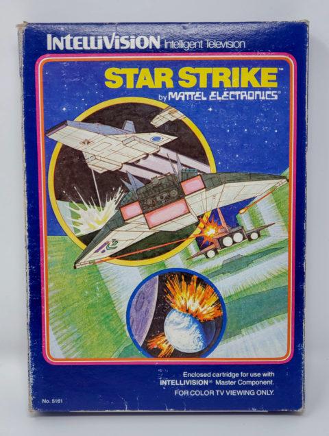 Star Strike – Box