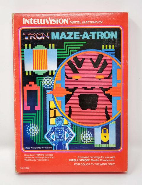 Tron – Maze A Tfon – Box