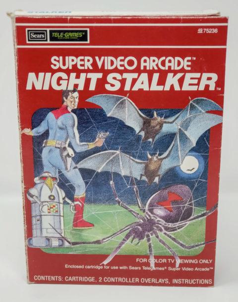 Night Stalker – Box